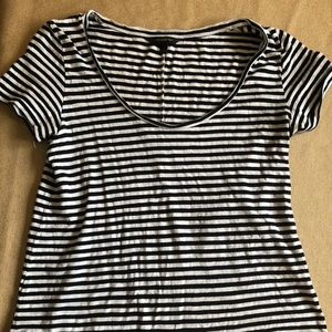 BR Striped T-Shirt - Size S